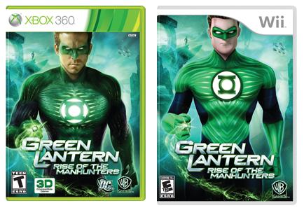 Print N Pixel N Movies Green Lantern Rise Of The Manhunters